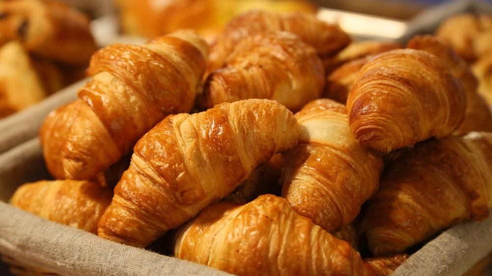 France croissants