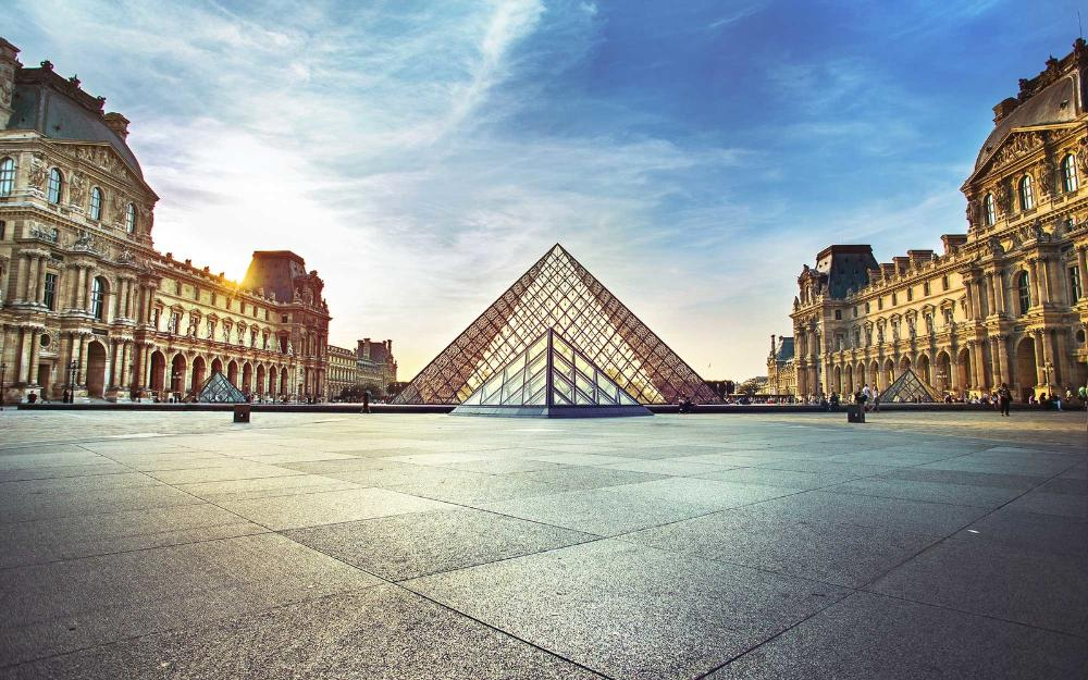 France-Paris-Lourve