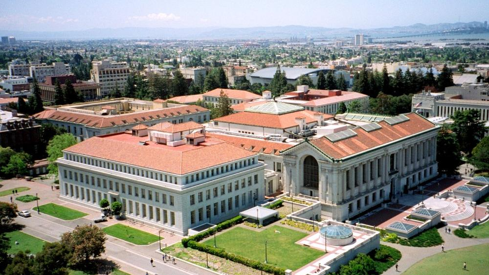 USA - Berkeley - Campus