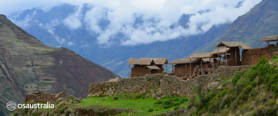 January in Cusco Peru