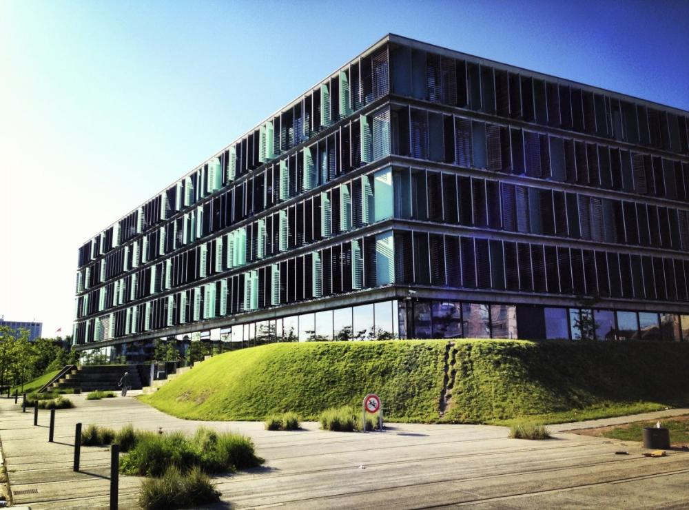 Denmark - Copenhagen Business School - building