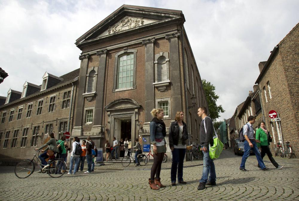 Netherlands - Maastricht University - campus
