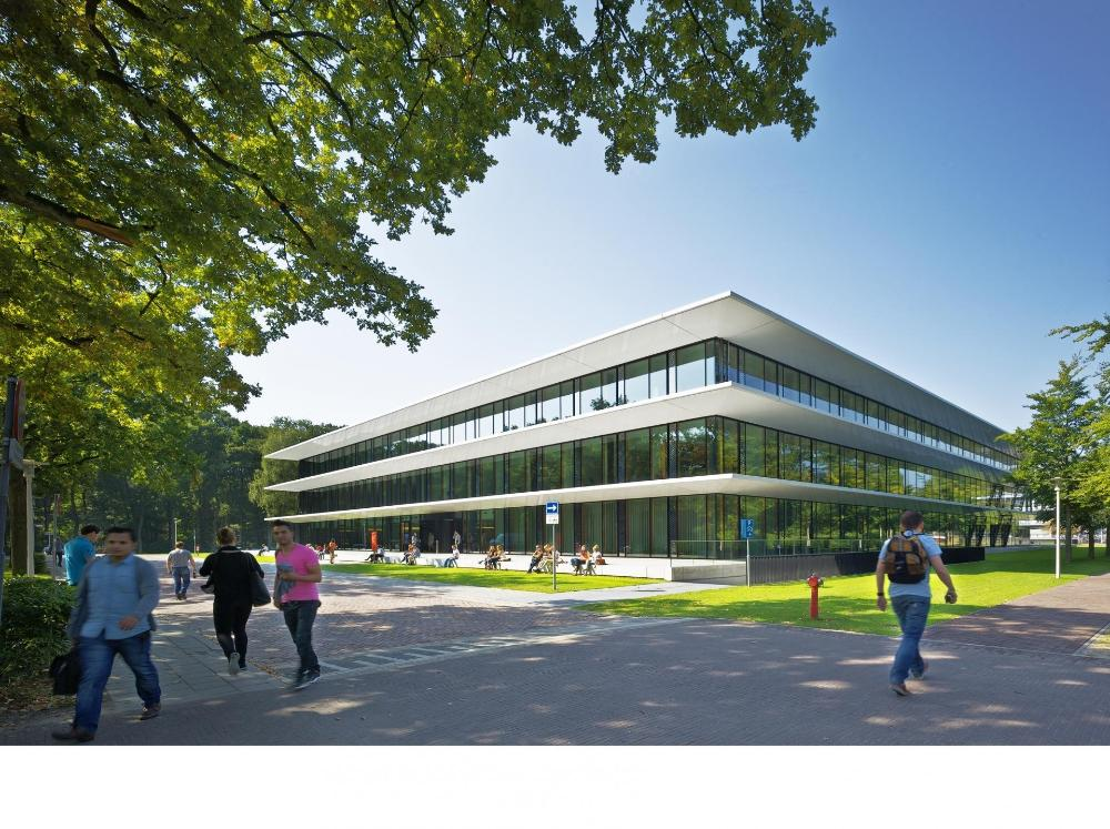 Netherlands - Radboud Universiteit - campus