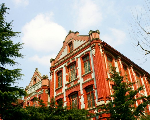 China - SJU - Building