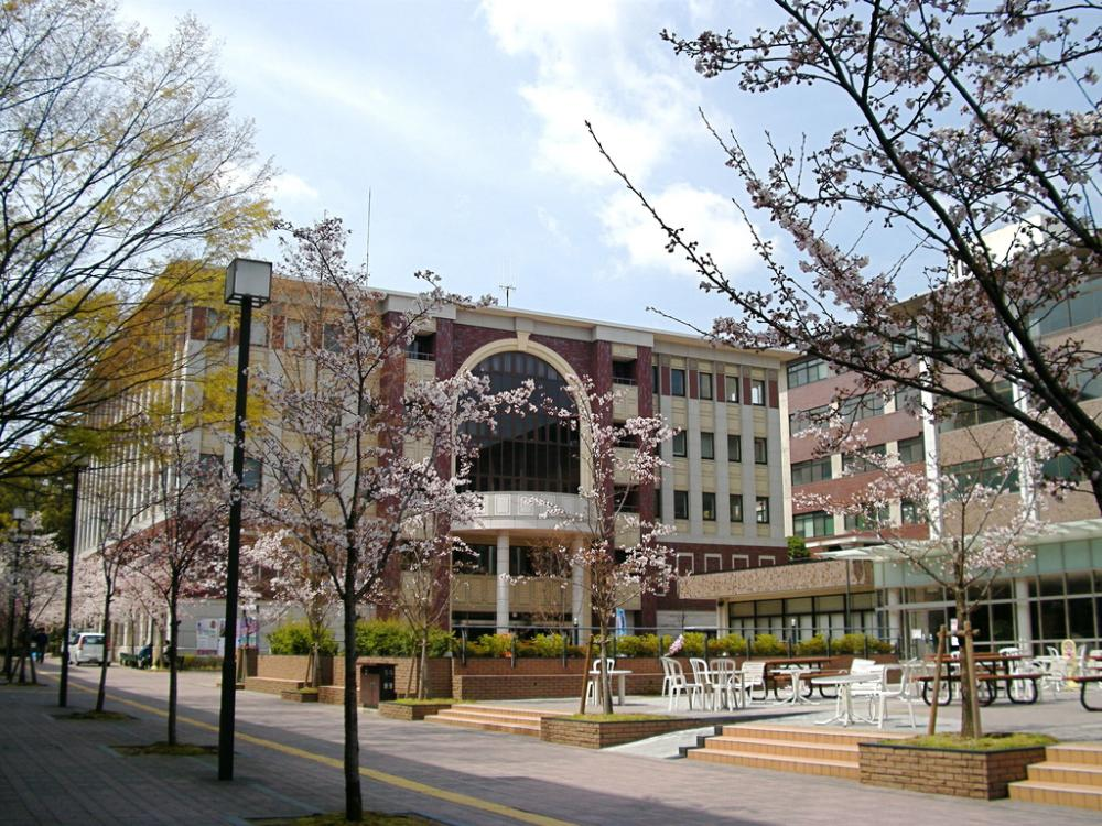 Japan - Ritsumeikan U - Campus