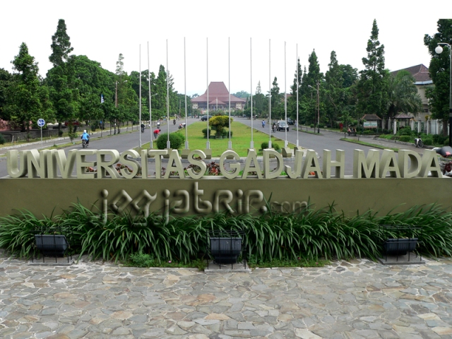 Indonesia - UGM - Campus