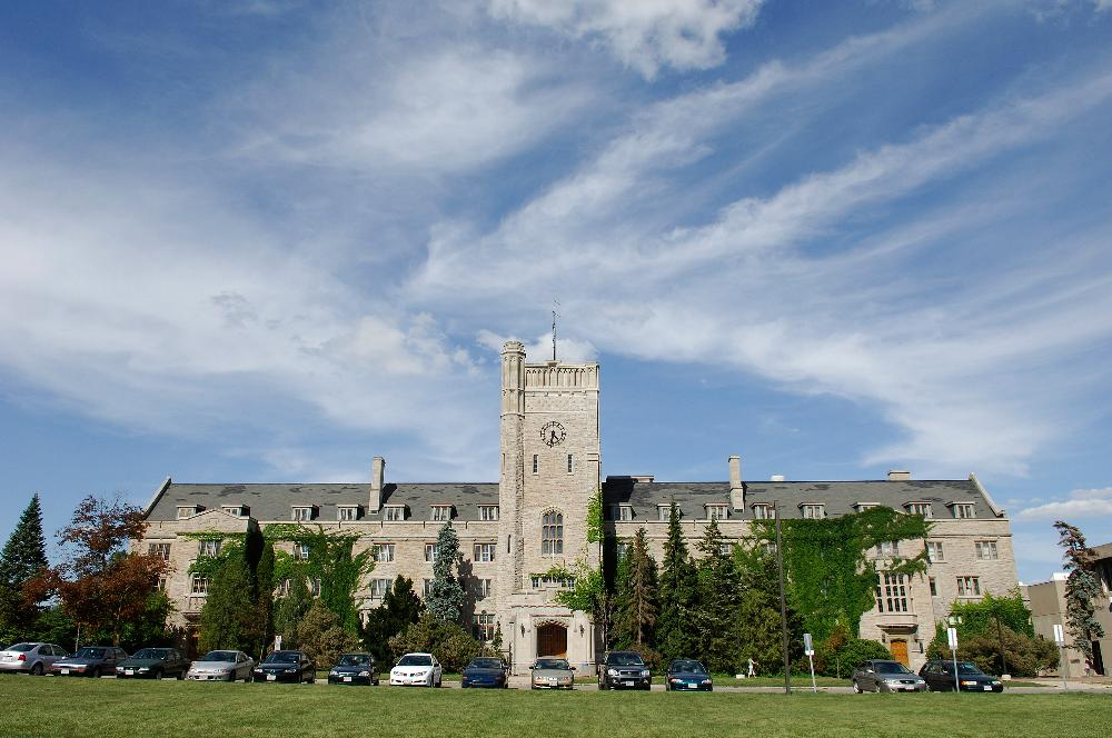 Canada - University of Guelph - building