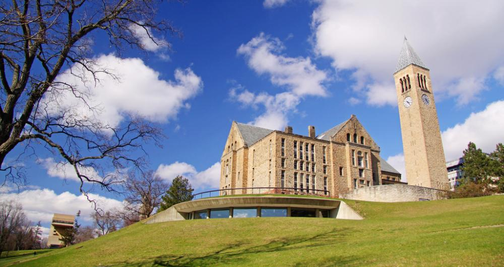 United States - Cornell University - building