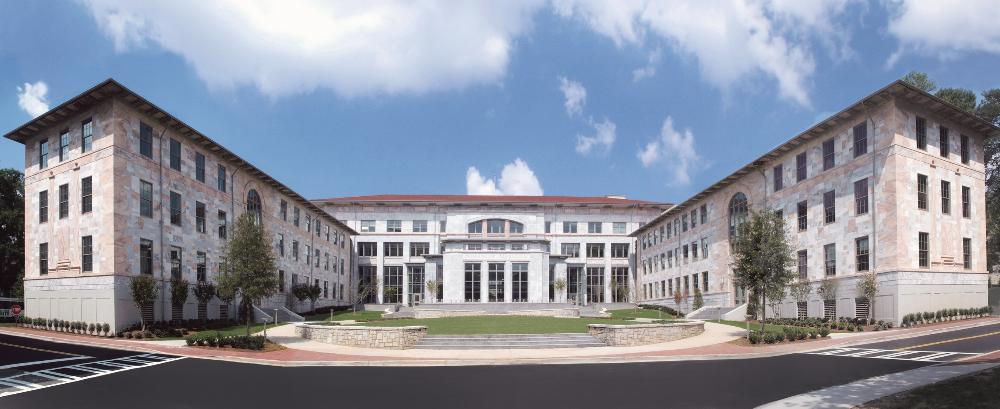 United States - Emory University - building