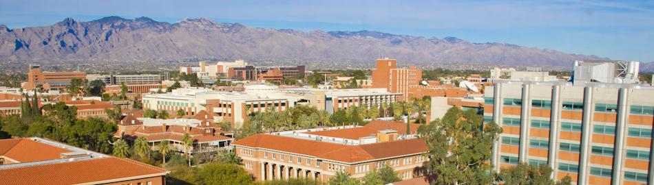United States - University of Arizona - building