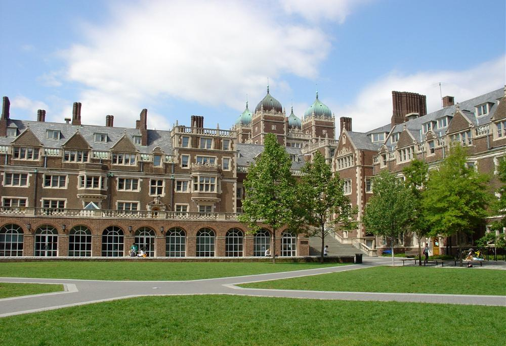United States - University of Pennsylvania - building
