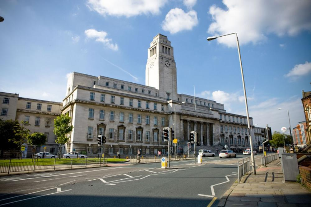United Kingdom - University of Leeds - building