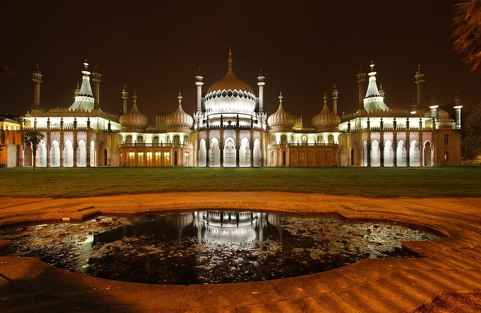 UK Brighton Royal Pavilion