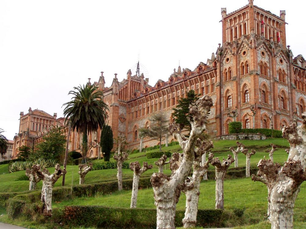 Spain - UP Comillas - Bldg