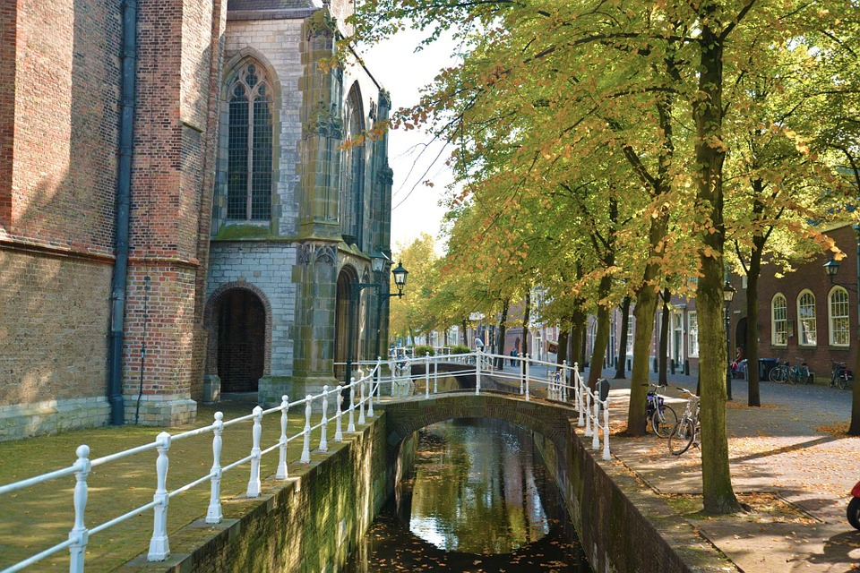 Netherlands - Delft - Cathedra